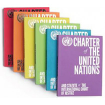 Charter of the United Nations and Statute of the International Court of Justice: English-language Limited Edition - Violet by United Nations: Department of Public Information, 9789211012941
