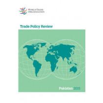 Pakistan 2015 by World Trade Organization, 9789287040312