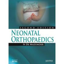 Neonatal Orthopaedics by N. de Mazumder, 9789350903728