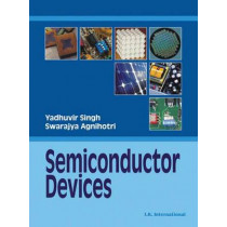 Semiconductor Devices by Yaduvir Singh, 9789380026121