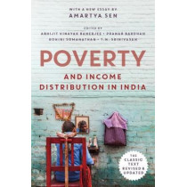 Poverty and Income Distribution in India by Abhijit Vinayak Banerjee, 9789386228222