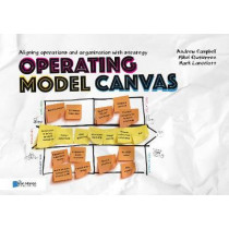 Operating Model Canvas by Van Haren Publishing, 9789401800716