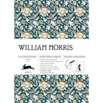 William Morris: Gift & Creative Paper Book: Vol. 67 by Pepin Van Roojen, 9789460090790