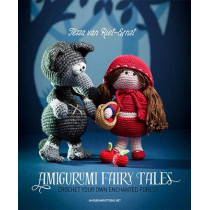 Amigurumi Fairy Tales: Crochet Your Own Enchanted Forest by Amigurumipatterns.net, 9789491643071