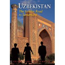 Uzbekistan : The Golden Road to Samarkand by Bradley Mayhew, 9789622178373
