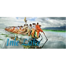 Inle Lake: South West Shan State by Caroline Courtauld, 9789622178663