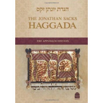 Sacks Passover Haggada by Rabbi Jonathan Sacks, 9789653016538
