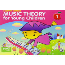 Music Theory for Young Children 1 by Ying Ying Ng, 9789671250402