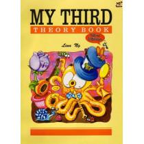 My Third Theory Book: Part 3 by Lina Ng, 9789679854435