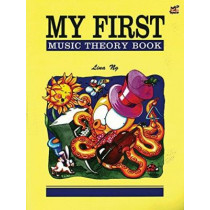 My First Music Theory Book by Lina Ng, 9789679856057