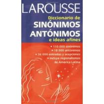 Diccionario De Sinonimos, Antonimos: E Ideas Afines by Aaron Alboukrek, 9789702200277