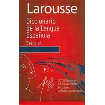 Diccionario Esencial de la Lengua Espanola by Editors of Larousse (Mexico), 9789702209959