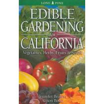 Edible Gardening for California by Jennifer Beaver, 9789766500498