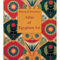 Atlas of Egyptian Art by Prisse d'Avennes, 9789774161209