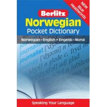 Berlitz Pocket Dictionary Norwegian, 9789812469595