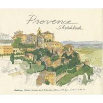 Provence Sketchbook, 9789814217675