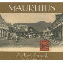Mauritius: 500 Early Postcards by Yvan Martial, 9789814260473