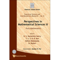 Perspectives In Mathematical Science Ii: Pure Mathematics by N. S. Narasimha Sastry, 9789814273640