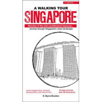Walking Tour Singapore: Sketches of the city's architectural treasures by Gregory Byrne Bracken, 9789814516044