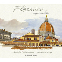 Florence Sketchbook by Fabrice Moireau, 9789814610216