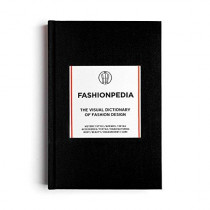 Fashionpedia: The Visual Dictionary of Fashion Design, 9789881354761
