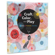 Craft, Color, and Play: Oodles of Funtastic Activities by Marie Fordacq, 9791027601424
