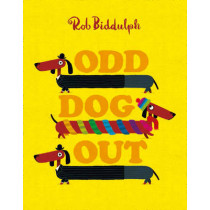 Odd Dog Out by Rob Biddulph, 9780008184780