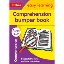Comprehension Bumper Book Ages 7-9 (Collins Easy Learning KS2) by Collins Easy Learning, 9780008212414