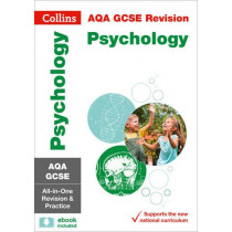 Grade 9-1 GCSE Psychology AQA All-in-One Complete Revision and Practice (with free flashcard download) (Collins GCSE 9-1 Revision) by Collins GCSE, 9780008227449