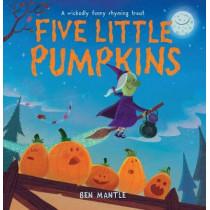 Five Little Pumpkins by Ben Mantle, 9780008253110