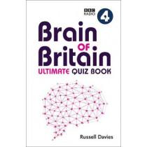 BBC Radio 4 Brain of Britain Ultimate Quiz Book by Russell Davies, 9780008253301