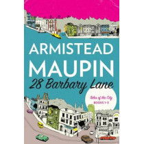 """28 Barbary Lane: """"tales of the City"""" Books 1-3 by Armistead Maupin, 9780062499011"""