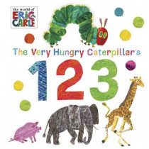 The Very Hungry Caterpillar's 123 by Eric Carle, 9780141367941