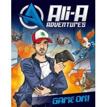 Ali-A Adventures: Game On! by Ali-A, 9780141388168