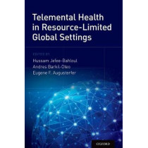 Telemental Health in Resource-Limited Global Settings by Hussam Jefee-Bahloul, 9780190622725