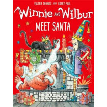 Winnie and Wilbur Meet Santa by Valerie Thomas, 9780192747921