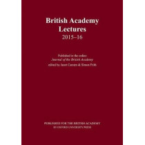 British Academy Lectures, 2015-16 by Janet Carsten, 9780197266045