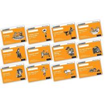 Read Write Inc. Phonics: Black and White Orange Set 4 Storybooks Mixed Pack of 12 by Gill Munton, 9780198372875