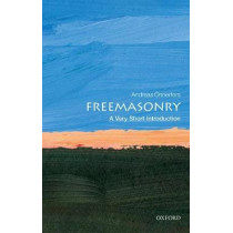 Freemasonry: A Very Short Introduction by Andreas Onnerfors, 9780198796275
