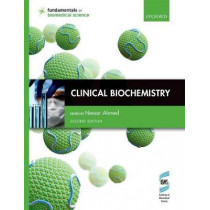 Clinical Biochemistry by Nessar Ahmed, 9780199674442