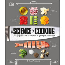 The Science of Cooking: Every Question Answered to Perfect your Cooking by Dr. Stuart Farrimond, 9780241229781