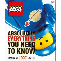 LEGO Absolutely Everything You Need to Know by DK, 9780241232408