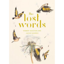 The Lost Words by Jackie Morris, 9780241253588