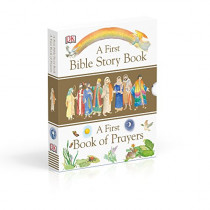 A First Bible Story Book and A First Book of Prayers by DK, 9780241283059