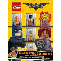 The LEGO (R) BATMAN MOVIE The Essential Collection: Includes 2 books, 150 stickers and exclusive Minifigure by DK, 9780241288160