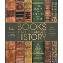 Books That Changed History: From the Art of War to Anne Frank's Diary by DK, 9780241289334