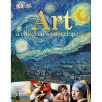 Art A Children's Encyclopedia by DK, 9780241297650