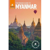 The Rough Guide to Myanmar (Burma) (Travel Guide) by Gavin Thomas, 9780241297902