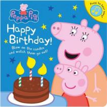 Peppa Pig: Happy Birthday! by Peppa Pig, 9780241309049