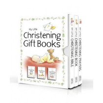My Little Christening Gift Books by Sally Ann Wright, 9780281076970